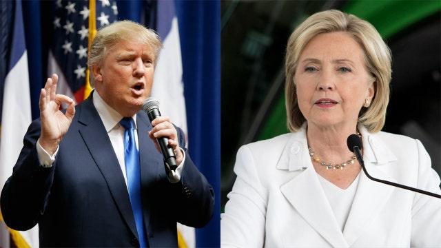 Trump, Clinton tax plans scaring Wall Street?