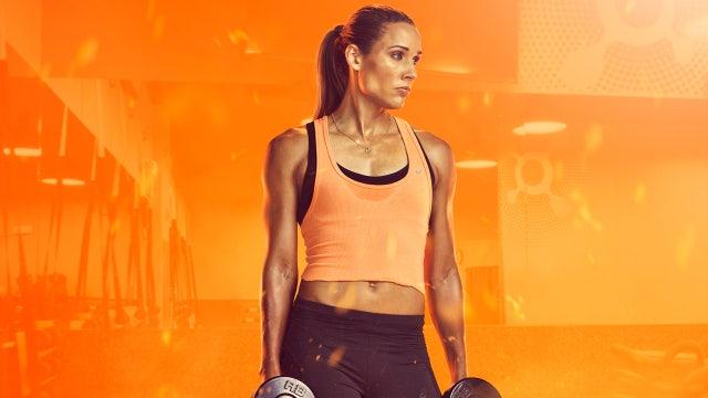 Inside Lolo Jones' Olympic Workout