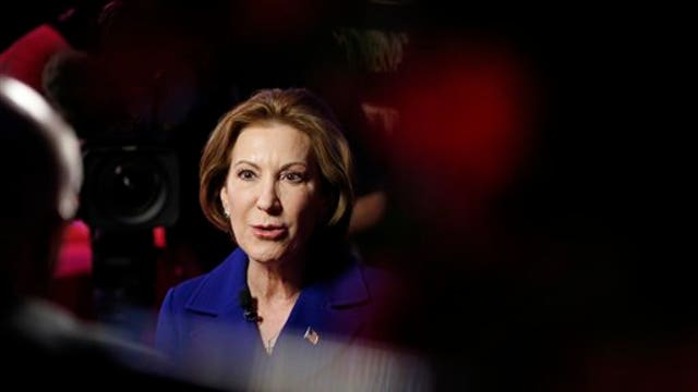 What's next for Carly Fiorina's campaign?