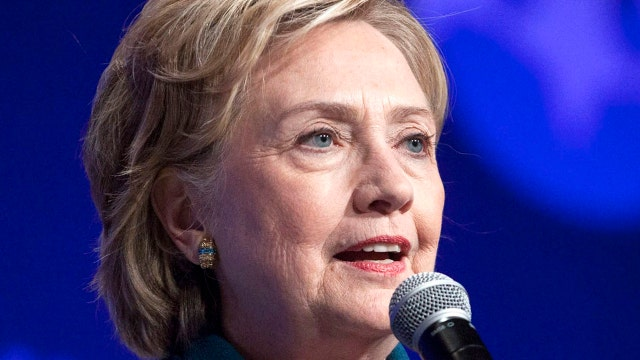 Coughing fit raises concerns about Hillary Clinton's health