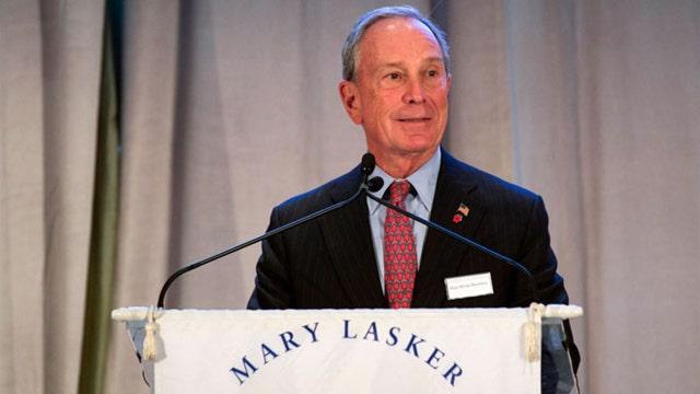 Michael Bloomberg considering presidential bid