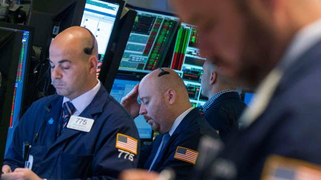 How should investors manage the market sell-off?
