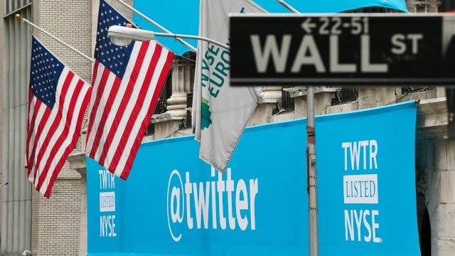 Is Twitter's strategy to be acquired?