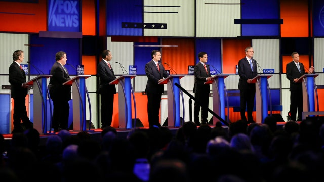 Winners and losers of the latest GOP debate