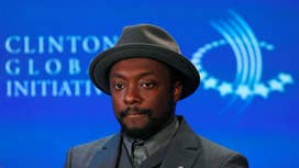 Will.I.Am: Michael Jordan is great, but there's also Michael Dell