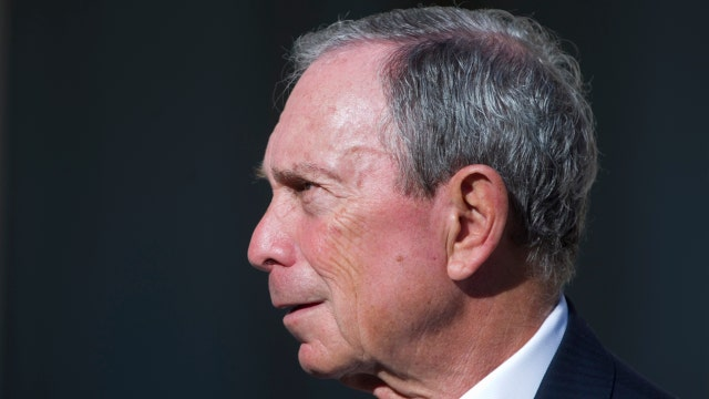 Will Bloomberg toss his hat into the 2016 presidential race?