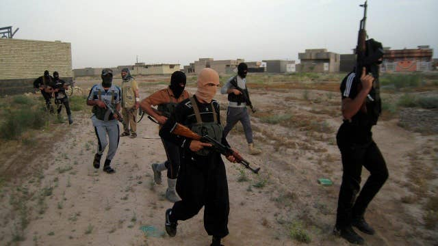 UN report: 3,500 slaves being held by ISIS; mostly women and children