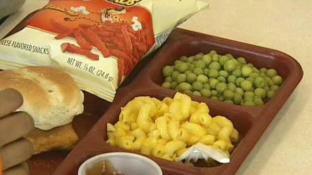 Obama Administration's $12B summer school lunch program