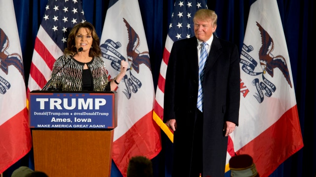 Will Sarah Palin's endorsement be a game changer for Trump?