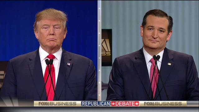 Cruz: Under extreme birthing rules, Donald would be disqualified