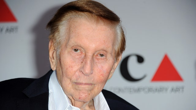 Viacom, CBS hit with shareholder suit over Sumner Redstone