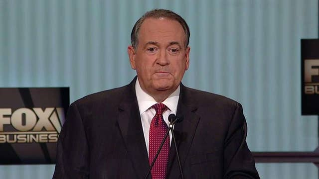 Huckabee: The tax system punishes workers