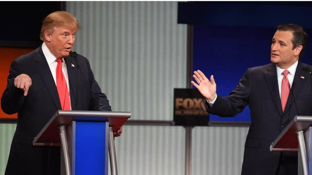 Will the Trump-Cruz clash sway voters?