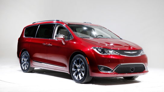Chrysler's new sleek, stylish minivan