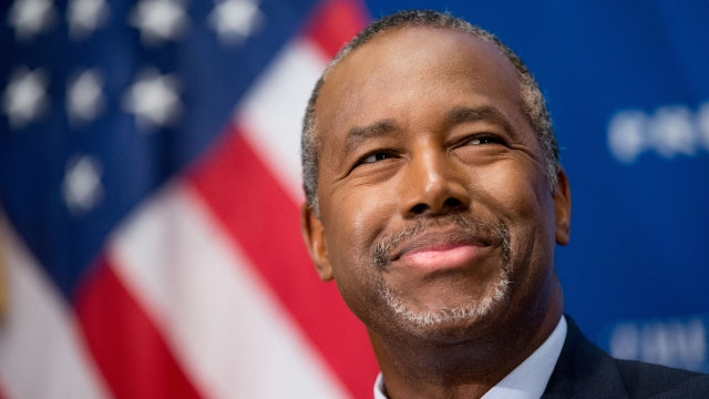 Carson: Americans don't believe anything coming out of our Administration