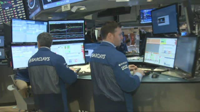 Dow headed below 15K?