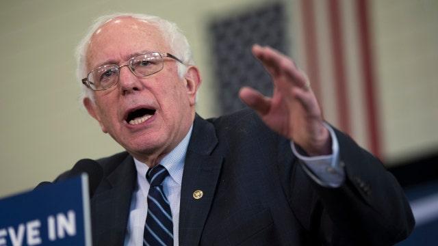 How a snowstorm in Iowa could hurt Bernie Sanders' chances