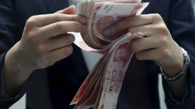 China to inject $91 billion into financial market