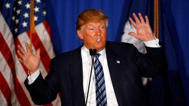 Trump on top in latest national, South Carolina Fox News polls