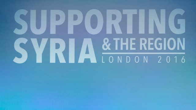 Donors pledge billions in aid to Syria