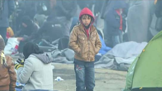 Europe lacking solutions to Syrian refugee crisis?