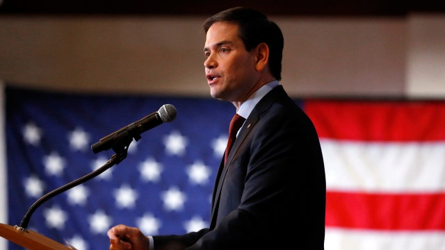 Does Rubio have enough  momentum to win the GOP nomination?