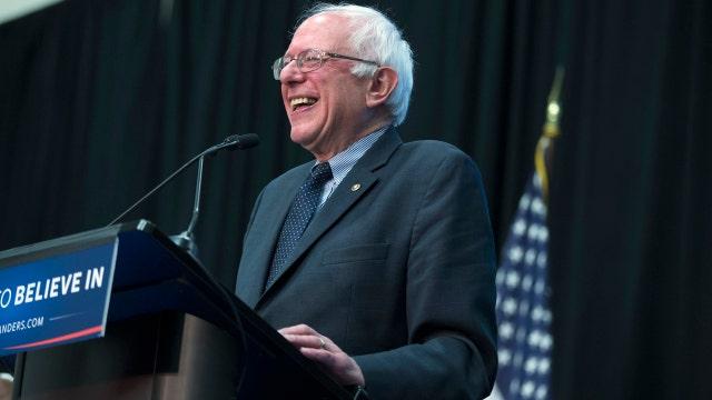 Fox News poll: Sanders leads Clinton nationally