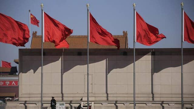 Will China's economic woes lead to the collapse of its political system?