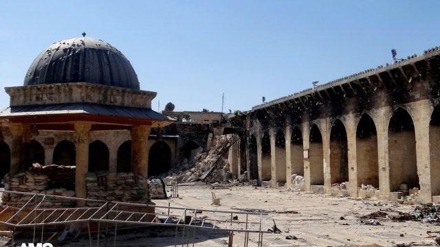 Invasion of Syria imminent?
