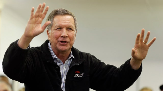 Report: Kasich won't be in South Carolina during primary vote