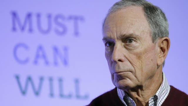 Would a Bloomberg run take more votes from Democrats or Republicans?