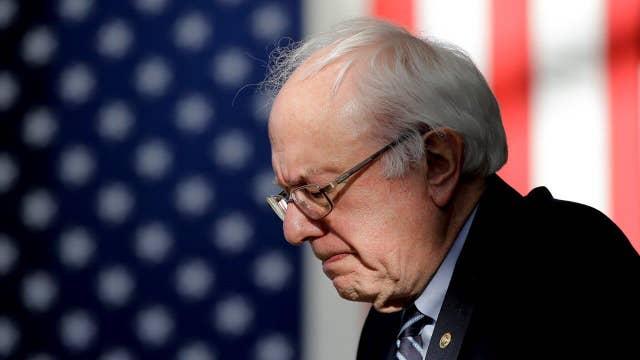 Bernie Sanders' murky past