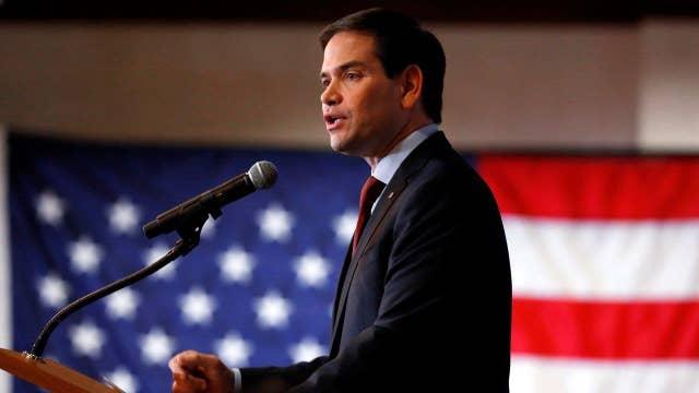 Marco Rubio the real winner in Iowa?