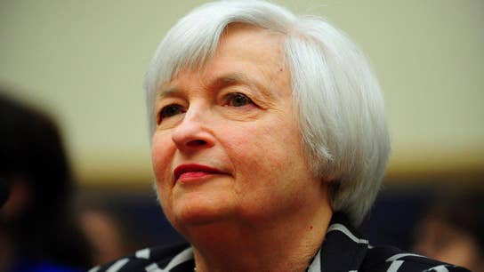 Yellen says she won't take negative interest rates off the table