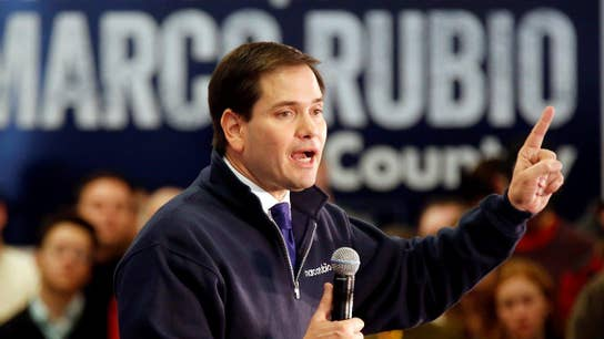 Rubio takes blame for New Hampshire flop