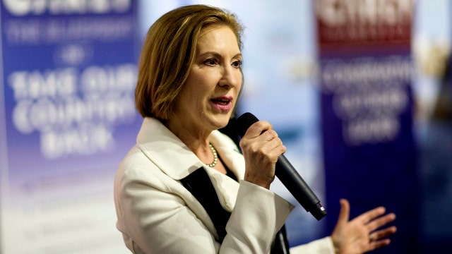 Fmr. Rep. Hayworth on Carly Fiorina's campaign