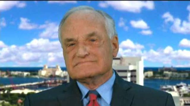 Barry Goldwater Jr. says this is the rule of thumb for debates