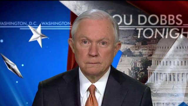 Sen. Sessions: This administration has devastated law enforcement