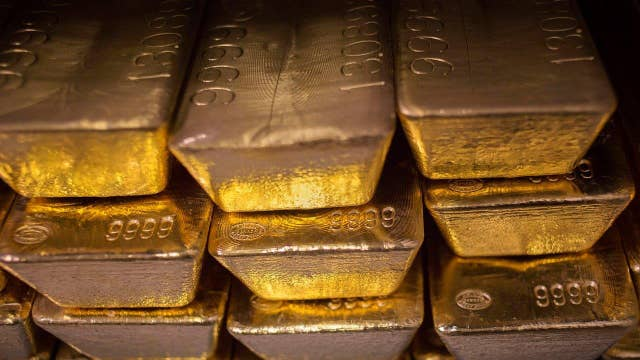Goldman Sachs says to sell gold now