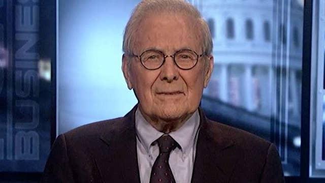 Rumsfeld: Absence of leadership has been notably harmful to U.S.