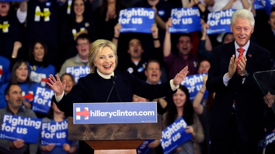 Trustworthiness becoming an obstacle for Clinton in 2016?