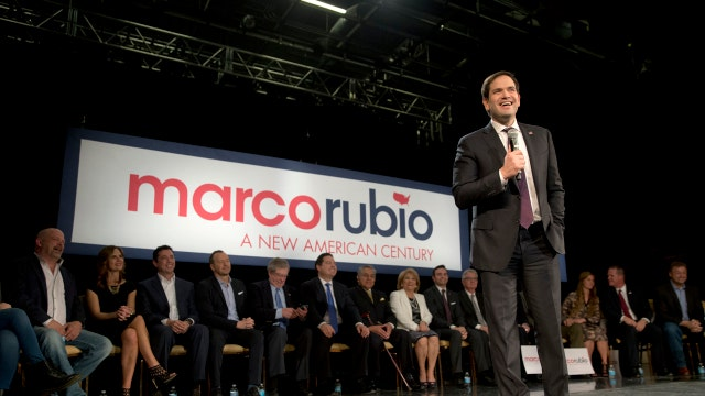 Is it too late for Rubio to catch Trump?