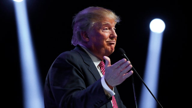 Trump renews threat of possible third-party run