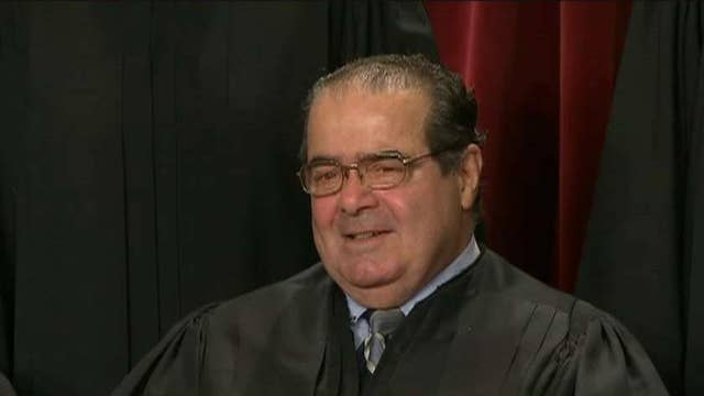 Obama says he will nominate a successor to Scalia