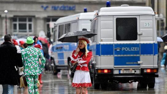 Carnival assaults spike