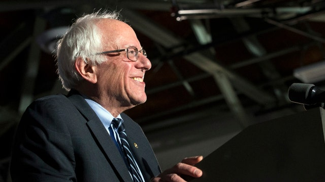 Bernie Sanders raises $5.2M since winning New Hampshire