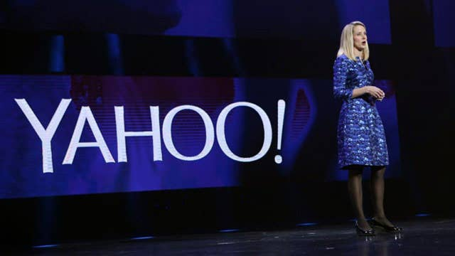 Yahoo setting itself up for sale?