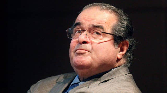 Ashcroft: Scalia was one of the greatest patriots I knew