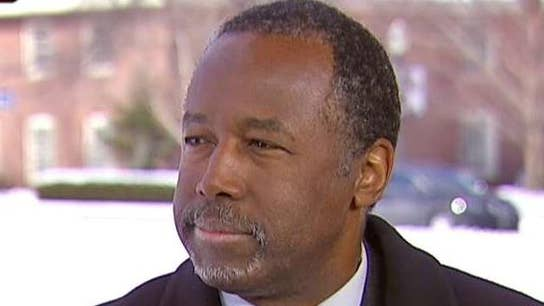 Dr. Carson: Im in this for the long haul