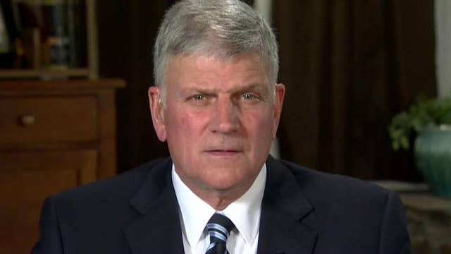 Franklin Graham: This is the most important election in my lifetime